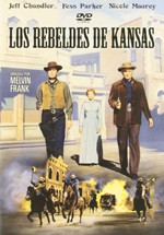 Los rebeldes de Kansas (1959)