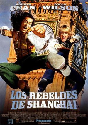 Los rebeldes de Shanghai (2003)