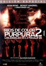 Los ríos de color púrpura 2: Los ángeles del apocalipsis (2004)