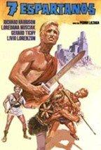 Los siete espartanos