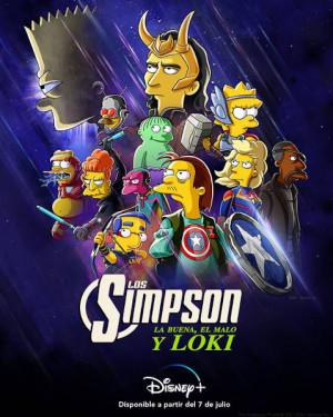 Los Simpson. La buena, el malo y el loki