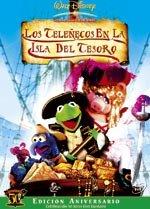 Los Teleñecos en la Isla del tesoro (1996)