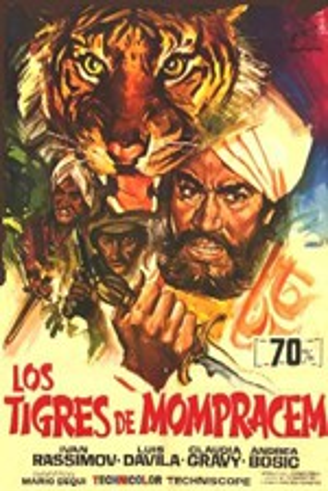 Los tigres de Mompracem (1970)