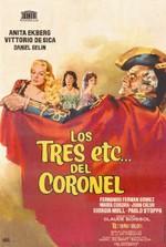 Los tres etcéteras del coronel (1960)