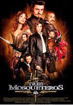 Los tres mosqueteros (2011) (2011)