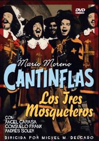 Los tres mosqueteros, de Cantinflas (1942)
