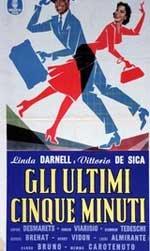 Los últimos 5 minutos (1955)
