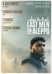 Los últimos hombres en Aleppo (2017)