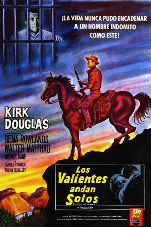 Los valientes andan solos (1962)