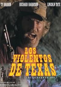 Los violentos de Texas (1971)