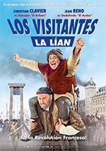 Los visitantes la lían (en la Revolución Francesa) (2016)