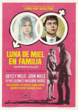 Luna de miel en familia (1966)