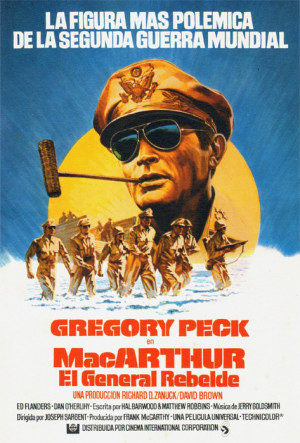 MacArthur, el general rebelde (1977)