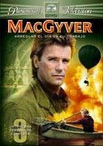 MacGyver (3ª temporada) (1987)