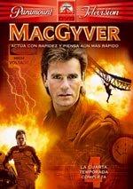MacGyver (4ª temporada)