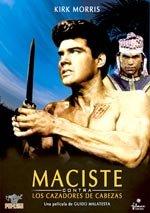 Maciste contra los cazadores de cabezas (1960)