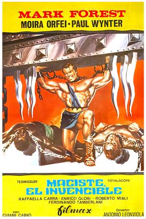 Maciste el invencible (1961)