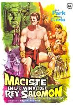 Maciste en las minas del rey Salomón (1964)