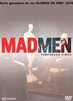 Mad Men (5ª temporada) (2012)