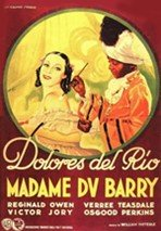 Madame DuBarry (1934)