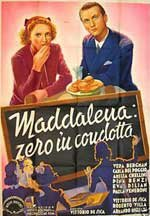 Magdalena, cero en conducta