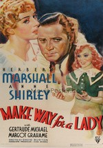Make Way for a Lady (1936)