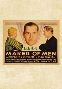 Maker of Men (1931)