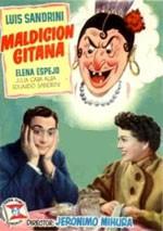 Maldición gitana (1953)