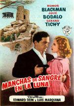 Manchas de sangre en la luna (1952)