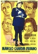 Manolo, guardia urbano (1956)