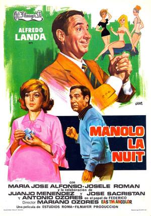 Manolo la nuit (1973)
