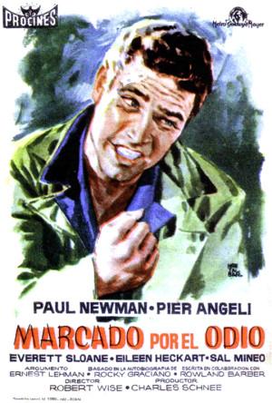 Marcado por el odio (1956)