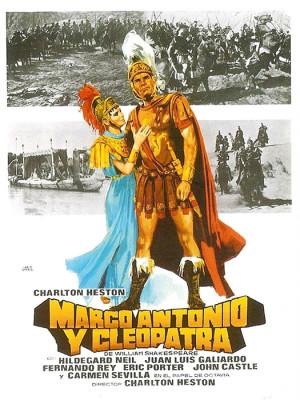 Marco Antonio y Cleopatra (1972)
