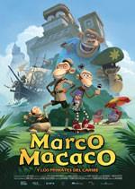 Marco Macaco y los Piratas del Caribe