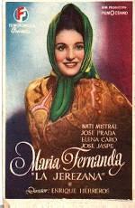 María Fernanda, la Jerezana (1946)