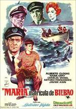 María, matrícula de Bilbao (1960)