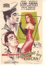 Marineros, ¡no miréis a las chicas! (1958)