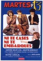 Martes y 13, ni te cases ni te embarques (1982)