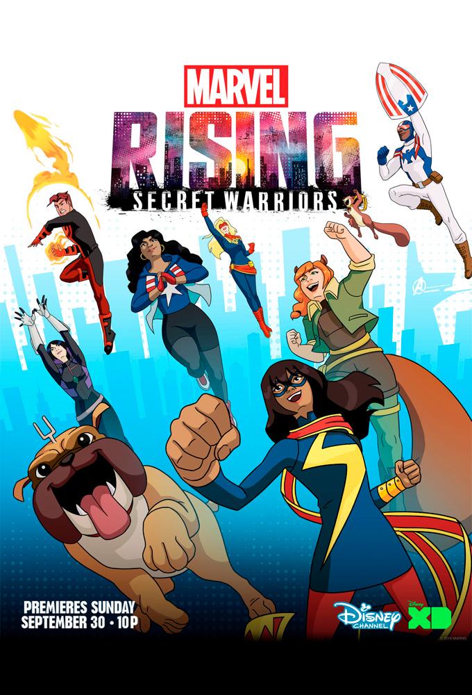 Marvel Rising: Secret Warriors (2019)