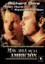 Más allá de la ambición (1988)