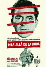 Más allá de la duda (1956)