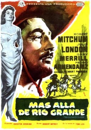 Más allá de Río Grande (1959)