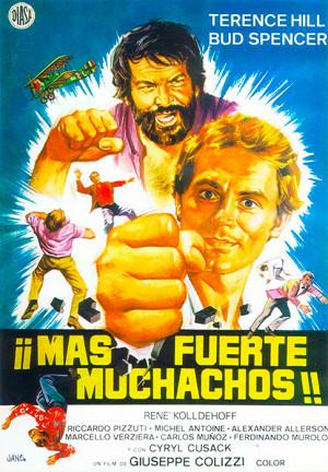 ¡¡Más fuerte, muchachos!! (1972)