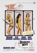 Más peligrosas que los hombres (1967)