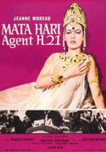 Mata-Hari, agente H-21 (1964)