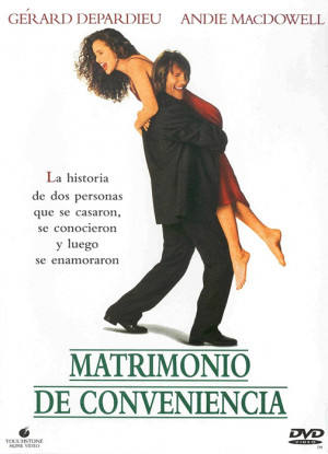 Matrimonio de conveniencia (1990)