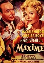Maxime (1958)