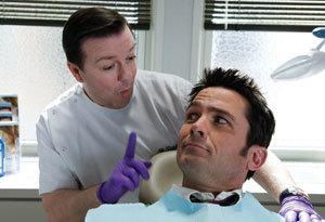 El dentista y sus fantasmas