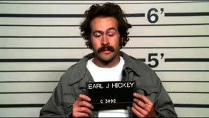 Earl en la cárcel