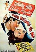 Me perteneces (1941)